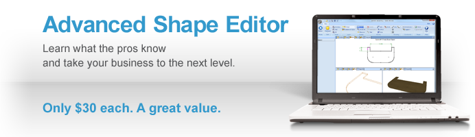 Advanced Shape Editor